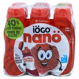 Iogo Raspberry Nano Drinkable