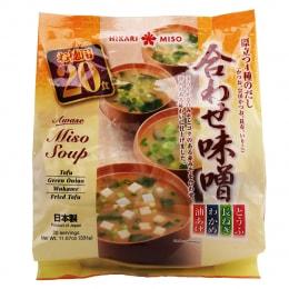 Hikari Awase Instant Miso Soup-20P 331g