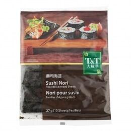 T&T 寿司海苔