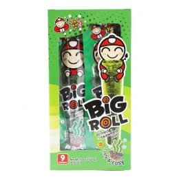 Taokaenoi Original Grilled Big Seaweed Roll