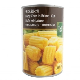 T&T CUT YOUNG BABY CORN