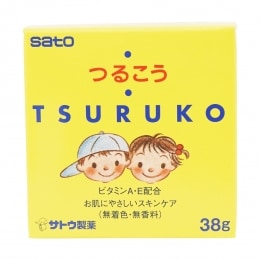 Sato Tsuruko Baby Moisturizing Cream