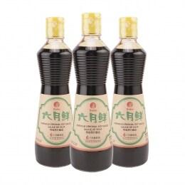欣和六月鲜特级原汁酱油