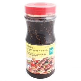 T&T Korean Bulgogi Marinade Sauce