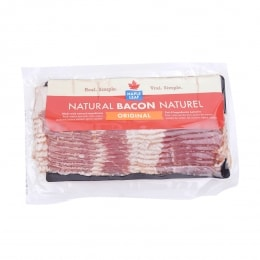 MAPLE LEAF REGULAR BACON