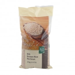 T&T Brown Rice
