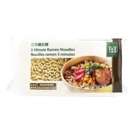 T&T Non Fried Inst Noodl 3 Min Ramen 504g