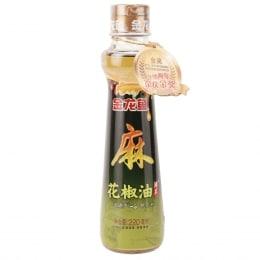 金龙鱼花椒油