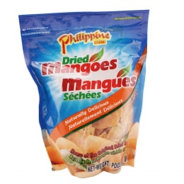 PHILIPPINE DRIED MANGO SLICE