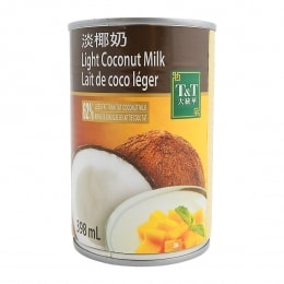 T&T 淡椰奶