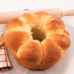 Sweetened Condensed Milk Bread