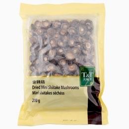 T&T Dried Mini Shiitake Mushroom