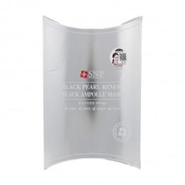 Snp Black Pearl Ampoule Mask 25mlx10sheets