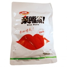 Wei-Long Kiss Burn Spicy Chicken Flavour Gluten