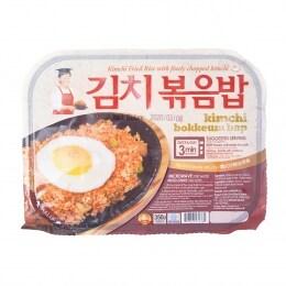 Owl Stir Fried Kimchi W/ Rice