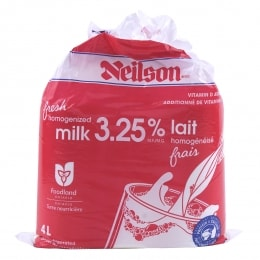 NEILSON NLS 4L HOMO MILK - BAG