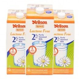 NS低乳糖2%鲜奶