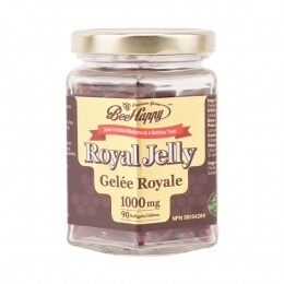 BEE HAPPY加拿大产蜂王浆