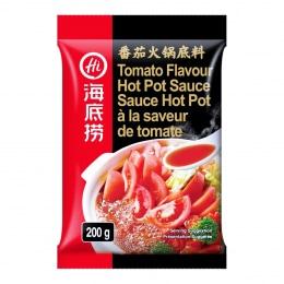 Haidilao Tomato Hot Pot Soup Base 200g