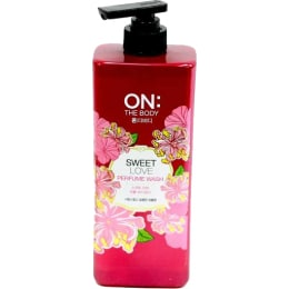 LG ON THE BODY SWEET LOVE BODY WASH