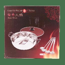 鸳鸯火锅28CM