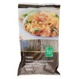 T&T Sweet Potato Wide Vermicelli
