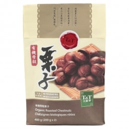 T&T Organic Roasted Unshelled Chestnut