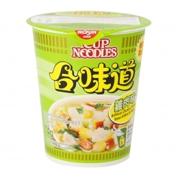 NISSIN CHICKEN CUP NOODLE