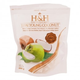 H&H THAI DRIED YOUNG COCONUT