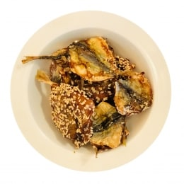 Spicy Gold Needle Fish
