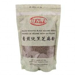 Um Milled Roasted Black Sesame Seeds