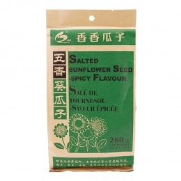 EVER GROWTH SPICED FLAVOUR SUNFLOWER SEEDS
