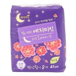 Yejimein Overnight Contton Sanitary Pad 41Cm