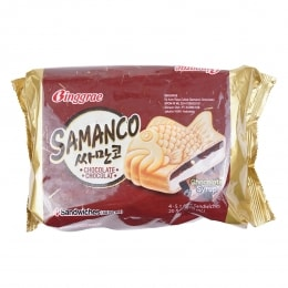 Binggrae Melona Ice Waffle-Choco Syrup