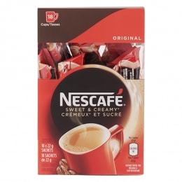NESCAFE SWEET & CREAMY COFFEE