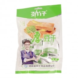 JINZAI PICKLED PEPPER FLAVOUR THICK BEAN CURD