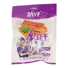 JINZAI SPICY & NUMB FLAVOUR THICK BEAN CURD