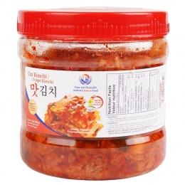 第一选韩国泡菜中
