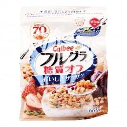 卡乐B减糖豆乳水果燕麦