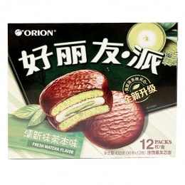 ORION MATCHA CAKE
