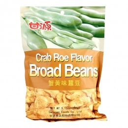 Ganyuan Crab Roe Flavour Broad Beans