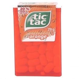 TIC TAC橙味糖