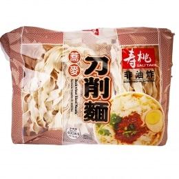 寿桃荞麦刀削面