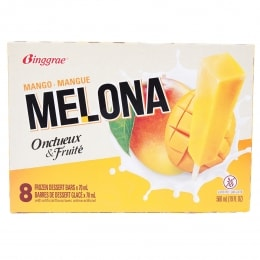 BINGGRAE MELONA MANGO ICE BAR