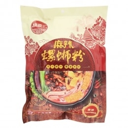 Luobawang Luosi Rice Noodles(Spicy) 315g