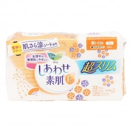 KAO LAURIER NO WING SANITARY PAD 17CM