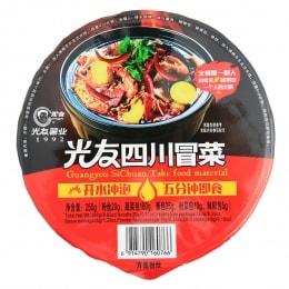 Guang You Sichuan Vegetable Self-Heating Hot Pot