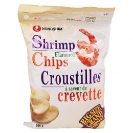 Nongshim Shrimp Flavour Chips