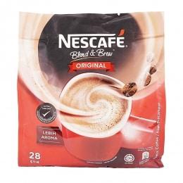 雀巢原味咖啡
