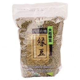 超卓有机绿豆